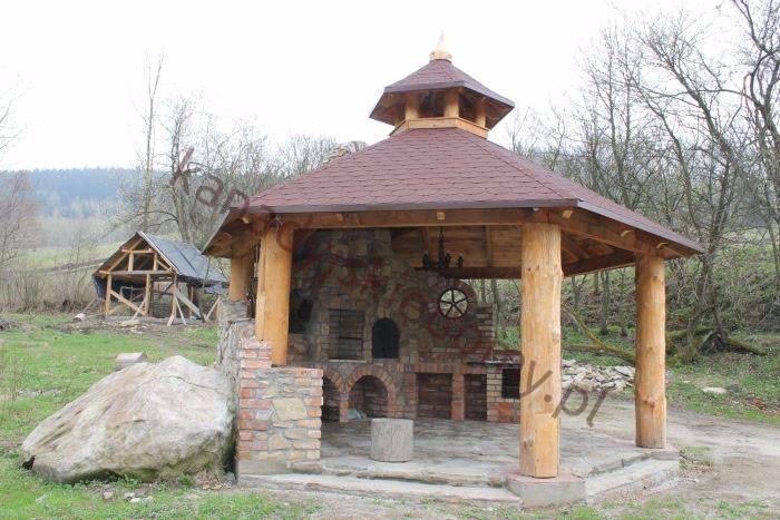 Domy Z Bali I Domy Z Drewna Zbigniew Szewczyk Altany Z Bali
