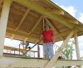 Domki dla dzieci z drewna