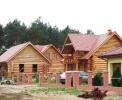 Domy z bali - Projekt nr 03