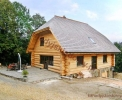 Domy z bali - Projekt nr 07