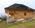 Domy z bali - Projekt nr 08