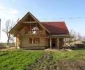 Domy z bali - Projekt nr 13