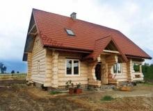 Domy z bali - Projekt nr 14
