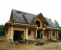 Domy z bali - Projekt nr 17