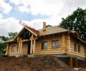 Domy z bali - Projekt nr 21