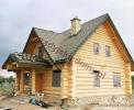 Domy z bali - Projekt nr 26