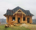 Domy z bali - Projekt nr 30