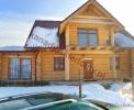 Domy z bali - Projekt nr 32
