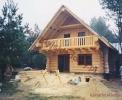 Domy z bali - Projekt nr 38