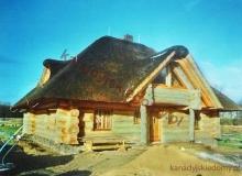 Domy z bali - Projekt nr 41