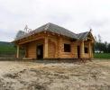 Domy z bali - Projekt nr 43