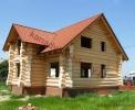 Domy z bali - Projekt nr 44