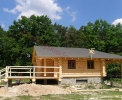 Domy z bali - Projekt nr 45