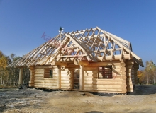 Domy z bali - Projekt nr 49