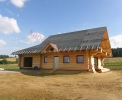 Domy z bali - Projekt nr 57