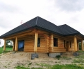Domy z bali - Projekt nr 61