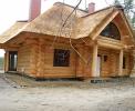 Domy z bali - Projekt nr 64
