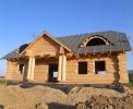 Domy z bali - Projekt nr 66