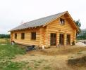 Domy z bali - Projekt nr 81