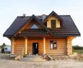 Domy z bali - Projekt nr 86