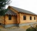 Domy z bali - Projekt nr 87