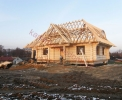 Domy z bali - Projekt nr 93