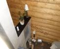 Wnętrza domów z bali - Ściany