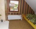 Wnętrza domów z bali - Sypialnie