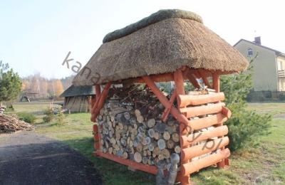 Zadaszenia na drewno